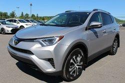 Toyota RAV4 LE AWD BLUETOOTH CAMÉRA RECUL SIÈGES CHAUFFANTS  2017