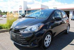 Toyota Yaris Hatchback LE CAMERA RECUL SIEGE CHAUFFANTS TOYOTA SAFETY SENSE  2018