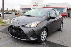Toyota Yaris Hatchback LE BLUETOOTH CAMÉRA RECUL SIÈGES CHAUFFANTS  2018