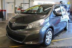 Toyota Yaris LE BLUETOOTH A/C GR. ÉLECTRIQUE  2014