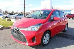 Toyota Yaris LE MANUELLE BLUETOOTH AIR CLIM GR ELECTRIQUE  2015