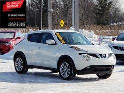 Nissan Juke SL, 4x4, cuir, toit, gps, certifié  2015