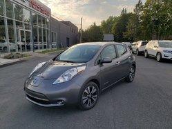 Nissan Leaf SV, VEHICULE CERTIFIÉ, 34 465 KM  2016