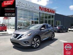 Nissan Murano Platinum, certifié, jamais accidenté  2015