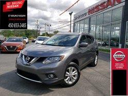Nissan Rogue SV, véhicule d'occasion certifié, jamais accidenté  2016