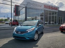 Nissan Versa Note 1.6 SV, certifié, 24 841 km  2015