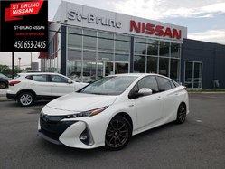 Toyota PRIUS PRIME Technology, jamais accidenté  2017