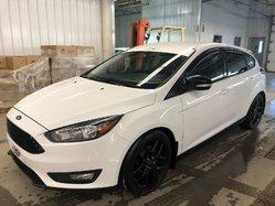 Ford Focus SE SPORT  2016