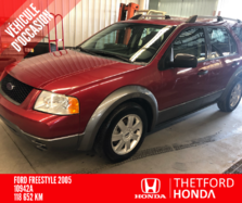 Ford Freestyle SE AWD 6 PASSAGERS ATTACHE-REMORQUE  2005