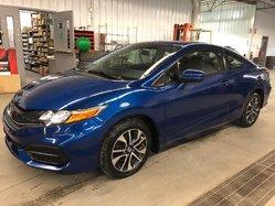 2014 Honda Civic Coupe EX BAS KILOMETRAGE + TOIT OUVRANT