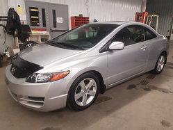 2009 Honda Civic Cpe LX-SR TOIT OUVRANT PNEUS NEUFS SUR MAGS !