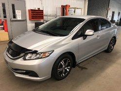 Honda Civic Sdn LX + MAGS + VITRES TEINTÉES  2013