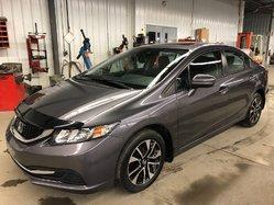 Honda Civic Sedan EX TOIT OUVRANT BAS KILOMETRAGE  2014
