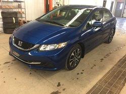 Honda Civic Sedan EX BAS KILO GARNTIE PROLONGÉE 5 ANS / 100 000 KM  2015