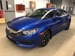 2016 Honda Civic Sedan LX + MAGS