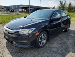 Honda Civic Sedan EX BAS KILO JAMAIS ACCIDENTÉ GARANTIE PROLONGÉE  2016