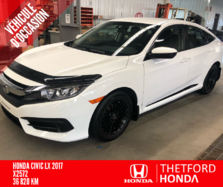 Honda Civic Sedan LX + MAGS BAS KILO !  2017