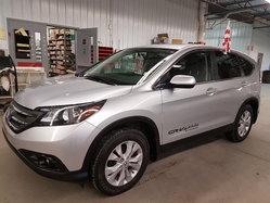 Honda CR-V EX-L 4WD CUIR TOIT OUVRANT GARANTIE PROLONGEE  2014