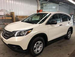 2014 Honda CR-V LX GARANTIE COMPLETE 6 ANS / 160 000 KM