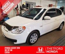 Hyundai Accent HATCHBACK  2010