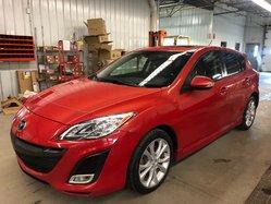 2010 Mazda Mazda3 GT TOIT OUVRANT , BAS KILO !