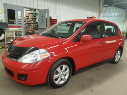 2011 Nissan Versa SL HATCHBACK TOUT ÉQUIPÉ