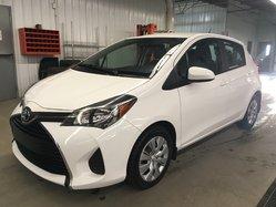 Toyota Yaris LE AUTOMATIQUE BAS KILO ! COMME NEUF !  2017