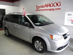 Dodge Grand Caravan STOW N GO  2012