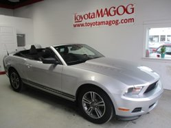 Ford Mustang V6 Premium, CONVERTIBLE  2012