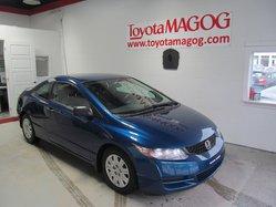 2010 Honda Civic Cpe DX (36$/SEM) A/C,VITRES