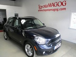 MINI Cooper Countryman S, AWD,  2014