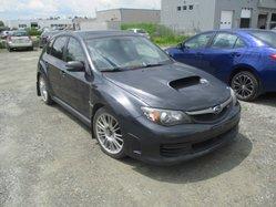 Subaru Impreza STI.  2009