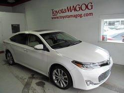 2014 Toyota Avalon XLE (SEULEMENT 40500 KM)