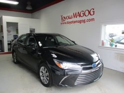 Toyota Camry Hybrid XLE, CUIR, TOIT  2017