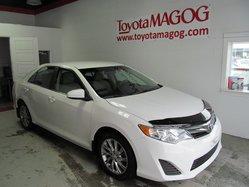 2012 Toyota Camry LE (MAG ET NAVIGATION) 43000 KM