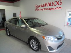 2013 Toyota Camry LE (MAG) 56323 KM