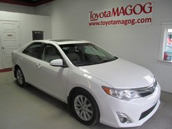 2014 Toyota Camry XLE (CUIR,TOIT,NAVIGATION)