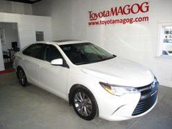 Toyota Camry XLE, TOIT, MAGS,  2015