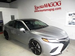 Toyota Camry XSE, V6, CUIR, TOIT, MAGS  2018
