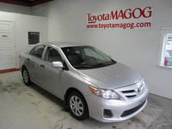 Toyota Corolla CE (51$/SEM) 68136 KM  2012