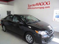 Toyota Corolla CE AIR CLIM (46$/SEM)  2013