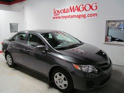 Toyota Corolla CE AIR CLIM (54$/SEM)  2013