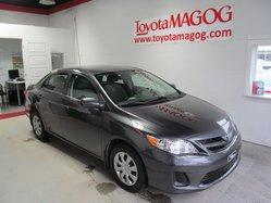 Toyota Corolla **CE (WOW 39$/SEM) AIR CLIM  2013