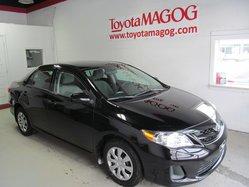 Toyota Corolla CE (WOW SEULEMENT 25986 KM)  2013