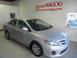 Toyota Corolla CE (SEULEMENT 54357 KM)  2013