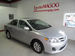 Toyota Corolla CE (TOIT OUVRANT) GARANTIE 2020  2013
