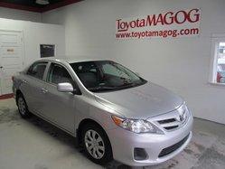 2013 Toyota Corolla CE (SEULEMENT 56695 KM)