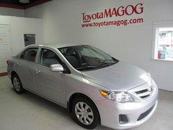 Toyota Corolla CE (55$/SEM) AIR,VITRES,CRUISE  2013
