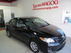 2013 Toyota Corolla **CE (SEULEMENT 44751 KM)