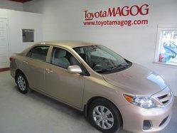 Toyota Corolla CE (AIR,VITRE,CRUISE)  2013
